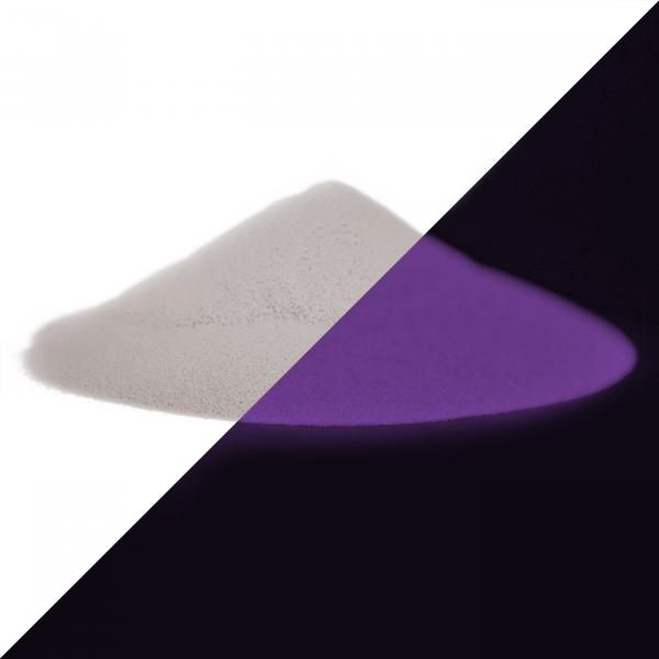 Leuchtpulver Natur-Oceanpink 40 g - Nachleuchtende Farbpigmente