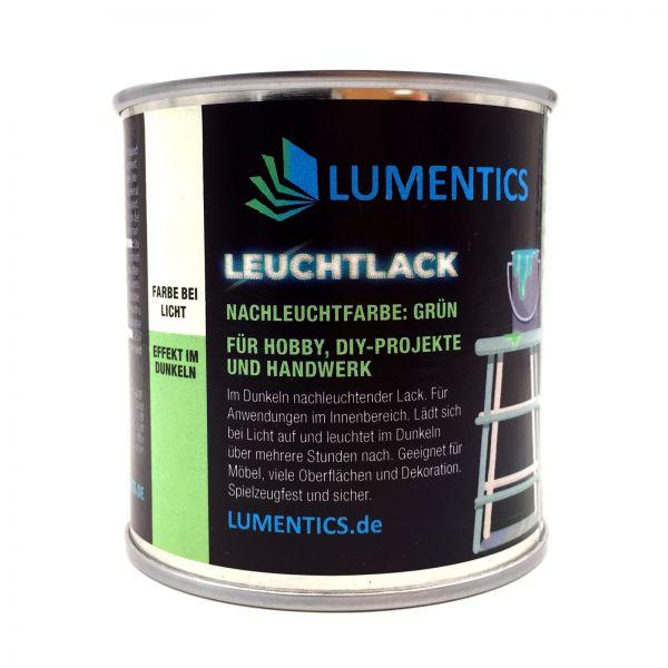 Leuchtlack Grün 250 ml - Im Dunkeln leuchtender Farblack