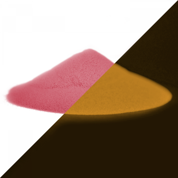 Leuchtpulver Pink-Pink 40 g - Nachleuchtende Farbpigmente