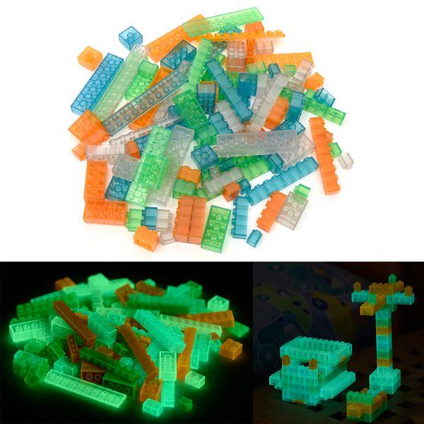 Im Dunkeln leuchtende Spielsteine - Mehrfarbig und geprüft