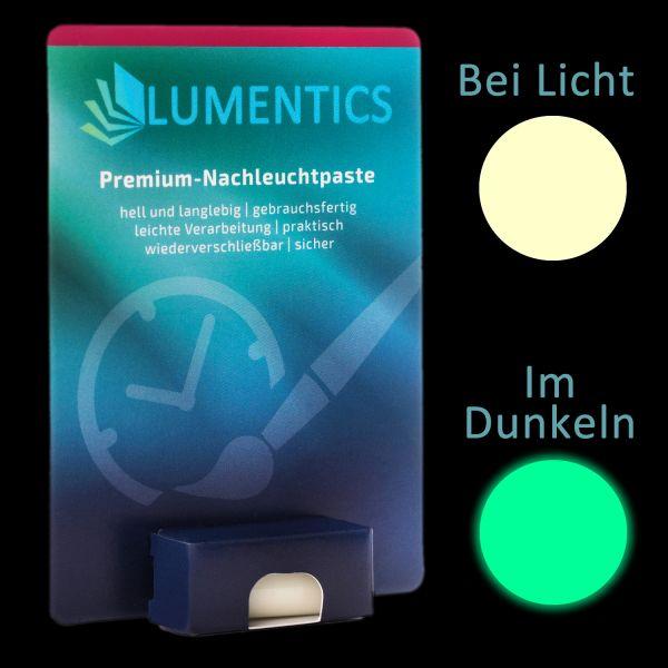 Uhrenzeigerfarbe Gelb-Grün - Feine Leuchtpaste